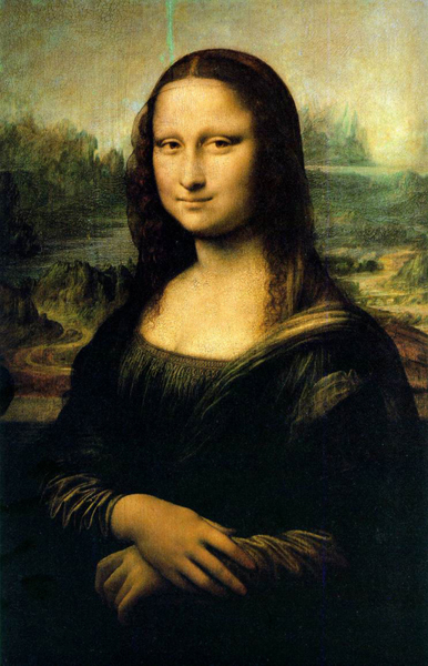 Da Vinci: Mona Lisa